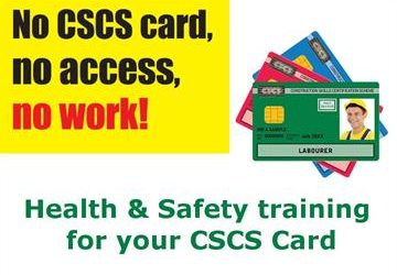 HS01 – Level 1 Award in Health and Safety within a Construction Environment (RQF) – for CSCS card
