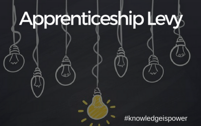 We are now an official Training Provider for the Apprenticeship Levy