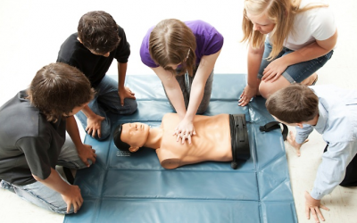Brand new 'Life Skills – Emergency First aid for Children' courses now available