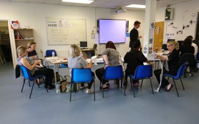 Level 3 First Aid at Work at Forest Hall School