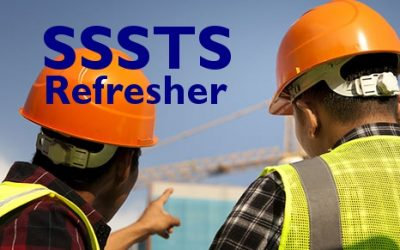 HS17 – CITB Site Supervisors' Safety Training Scheme (SSSTS) Refresher
