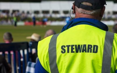 S07 – Level 2 Award in Understanding Stewarding at Spectator Events (RQF)