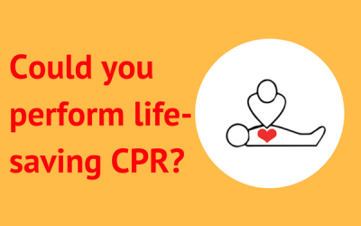 Could You Perform Life-Saving CPR?