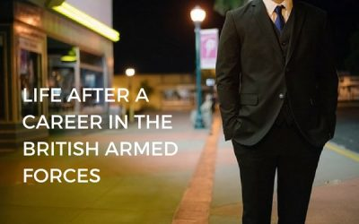 Life after a career in the British Armed Forces